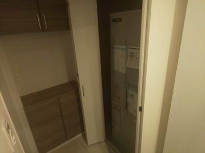 電気温水器新設工事 (三菱 SRT-37JWD5) 東京都北区