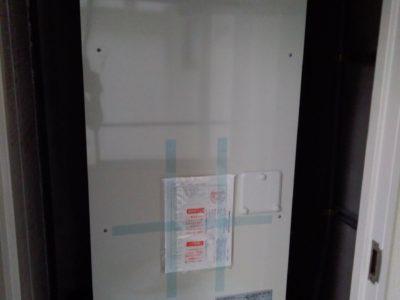 電気温水器設置工事 [コロナ UWH-37X1A2U] 東京都大田区