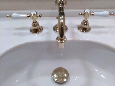 水栓交換工事 [海外製水栓] 東京都大田区