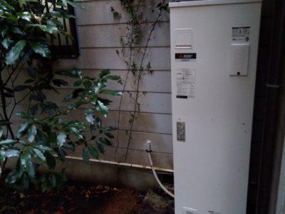 電気温水器交換工事[三菱]埼玉県飯能市