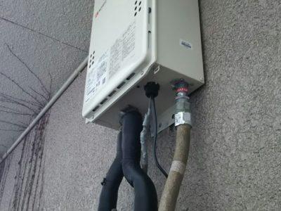 ガス給湯器交換工事(NORITZ GQ-2039WS-1)東京都世田谷区