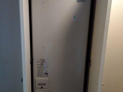 電気温水器交換工事(SRT-J37CDH5) 東京都千代田区
