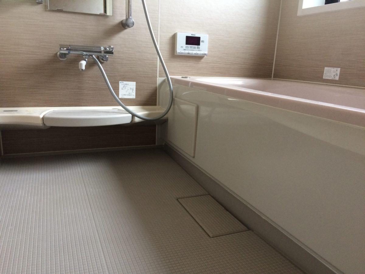 お風呂場のリフォーム ユニットバスのすすめ