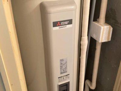 電気温水器交換工事 東京都渋谷区 <三菱 SRG-375G>
