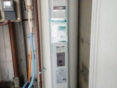 電気温水器新設工事 <SRG-375GM> 東京都杉並区