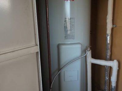 電気温水器交換工事 四変テック SN4-3716ML 千葉県流山市