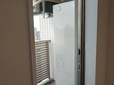 エコキュート新設工事<コロナ CHP-37AY3>東京都荒川区