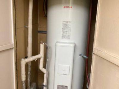 電気温水器の交換はお早めに!四変テック SN4-3716ML 千葉県流山市