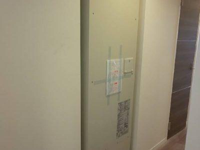電気温水器設置工事 コロナ UWH-37X2A2U-2 東京都杉並区