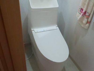 トイレ交換工事 TOTO CES9315 東京都品川区